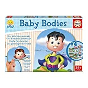 "Educa Borras 16222 ""Baby Bodies"" Puzzle"