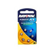 Baterii auditive zinc-aer Rayovac Acoustic Special 10