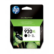 HP 920XL Black Officejet Ink Cartridge Use in selected Officejet Pro printers