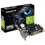 Gigabyte GeForce GT 710 1GB Low Profile GV-N710D3-1GL REV2.0 Graphic Cards