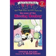 The Case of the Missing Monkey by Cynthia Rylant