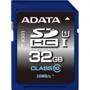 Card Adata SDHC Premier 32GB UHS-I U1 ASDH32GUICL10-R