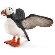 Schleich Puffin Toy Figure