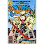 Teen Titans: A Celebration of 50 Years by George Perez