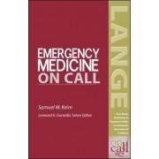 Emergency Medicine On Call by Samuel M. Keim