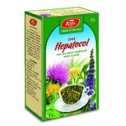 Ceai Hepatocol 50gr Fares