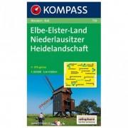 Kompass - Elbe-Elster-Land - Wanderkarte