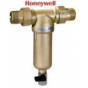 Filtru lavabil 1/2 cu sita din inox si purjare Honeywell FF06-AAM