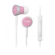 Casti IP400, compatibile iPhone, Roz