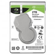 Hard Disk Notebook Seagate BarraCuda 2.5'' 2TB SATA3 5400RPM 128MB