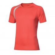 asics Performance Koszulka do biegania Mężczyźni czerwony S Koszulki do biegania krótki rękaw
