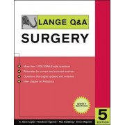 Lange Q&A Surgery by Max Goldberg
