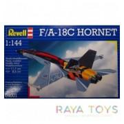 Revell - F/A-18C Hornet - комплект за сглобяване