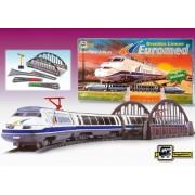 Trenulet electric calatori Euromed