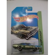 Hot Wheels HW Workshop 69 Dodge Coronet Superbee 212/250