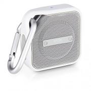 TDK Life On Record Micro A12 Wireless Bluetooth Speaker, White