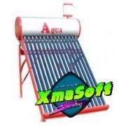 Sistem panou solar tuburi vidate Aqua 130 litri