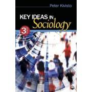Key Ideas in Sociology by Peter Kivisto