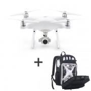 Drona DJI Phantom 4 PRO si Rucsac