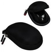 For HP Wireless Mouse X3000 (H2C22AA#ABL/K5D27AA#ABL/K5D29AA#ABA/K5D26AA#ABL) Travel EVA Hard Protective Case Carrying P