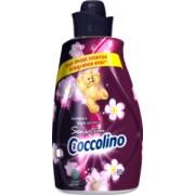 Balsam rufe Coccolino Sensation Jasmine si Gardenie Neagra 2L