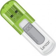 USB Flash Drive Lexar JumpDrive V10 32GB USB 2.0 Verde