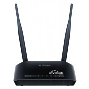 D-Link DIR-605L Wireless N Cloud Router (Black)