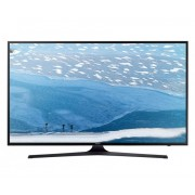 Televizor Smart LED Samsung 101 cm Ultra HD/4K 40KU6092, Quad Core, USB, CI+, WiFi, OS Tizen, Black