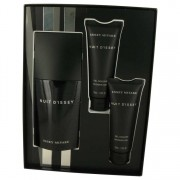 Issey Miyake Nuit D'issey Eau De Toilette Spray + Shower Gel Gift Set Men's Fragrances 537707
