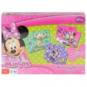Disney Junior Minnie Mouse Memory Match Game 72 Memory Match Cards by Disney
