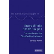 Theory of Finite Simple Groups II by Gerhard Michler