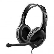 Edifier K800 Computer and Laptop Headset (Black) with Microphone
