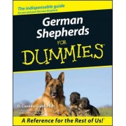 German Shepherds for Dummies by D. Caroline Coile