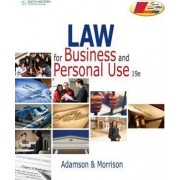 Law for Business and Personal Use by Amanda Morrison