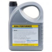 High Performer 5W-40 5 Litres Boîte