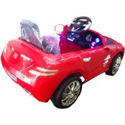 Kids Battery Operated Mercedes benz with Remote Control & led lights