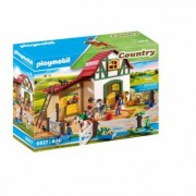PLAYMOBIL® Country Maneggio dei pony 6927