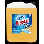 Prostředek na mytí podlah KRYSTAL 5lt