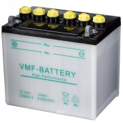 VMF Powersport Batteria 12 V 24 Ah 12N24-4