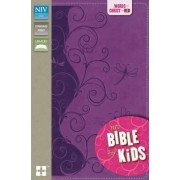 NIV, Bible for Kids, Imitation Leather, Brown, Red Letter by Zondervan Publishing