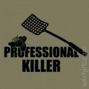 T-shirt Professional Killer