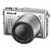 Nikon 1 AW1 kit (11-27.5mm) (argint)