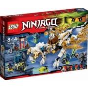 Set de constructie Lego Master Wu Dragon