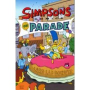The Simpsons Comics on Parade by Matt Groening