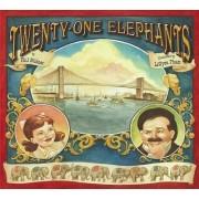 Twenty One Elephants by Phil Bildner