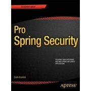 Pro Spring Security by Carlo Scarioni