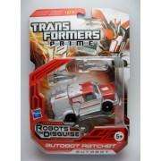 Transformers Prime Autobot Ratchet - Robots In Disguise - Deluxe Revealer