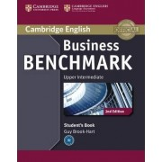 Business Benchmark Upper Intermediate Business Vantage Student's Book by Guy Brook-Hart