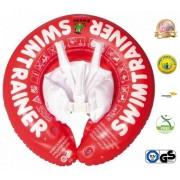 Colac Copii Swimtrainer Classic Rosu, 3 Luni-4 Ani