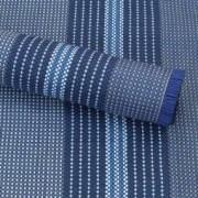 Arisol Vorzeltteppich Arisol Briolite Premium, 250cm Tiefe, uni blau